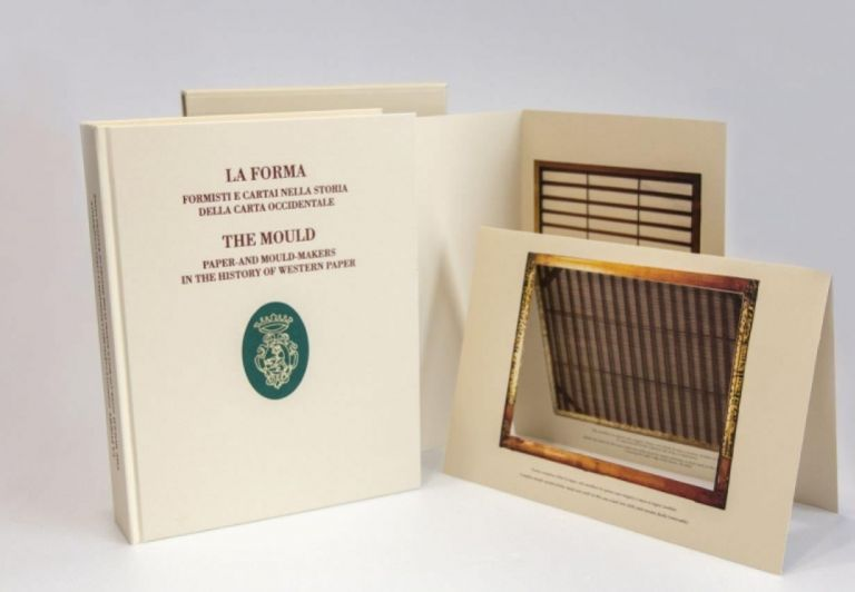 """A precious edition. """"THE MOULD, Paper-and mould-maker in the history of western paper"""""""
