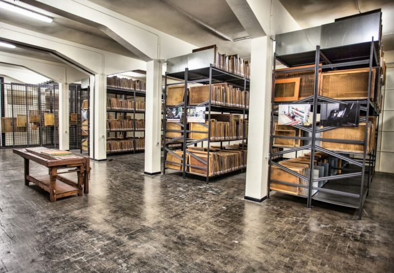 Warehouse of Historical Paper Heritage (BSC)