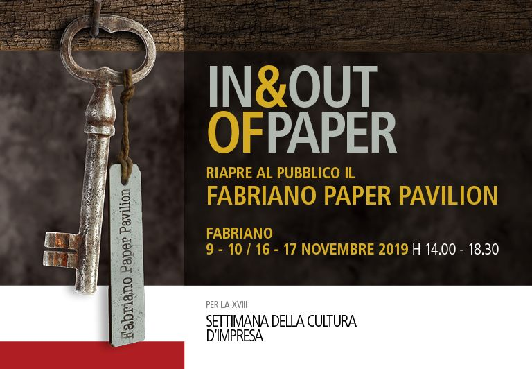 In and Out of paper: Fabriano Paper Pavilion riapre al pubblico